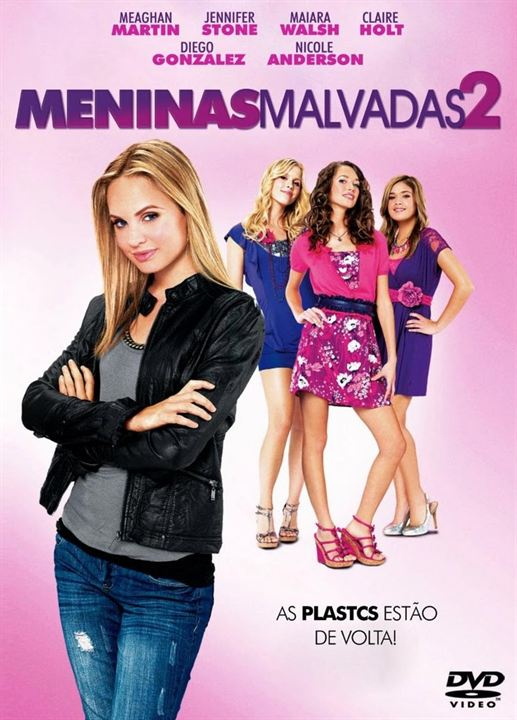 Meninas Malvadas 2 : poster