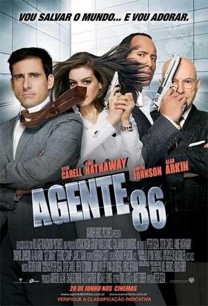 Agente 86 : Poster