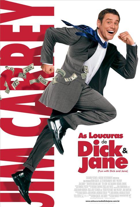 As Loucuras de Dick e Jane : Poster