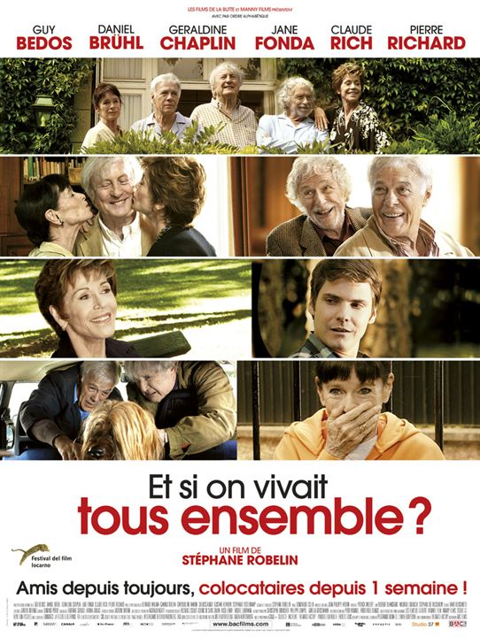 E se Vivêssemos Todos Juntos? : poster