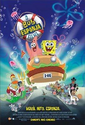 Bob Esponja - O Filme : Poster