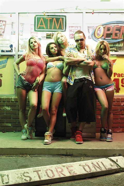 Spring Breakers - Garotas Perigosas : Foto Ashley Benson, James Franco, Rachel Korine, Selena Gomez, Vanessa Hudgens