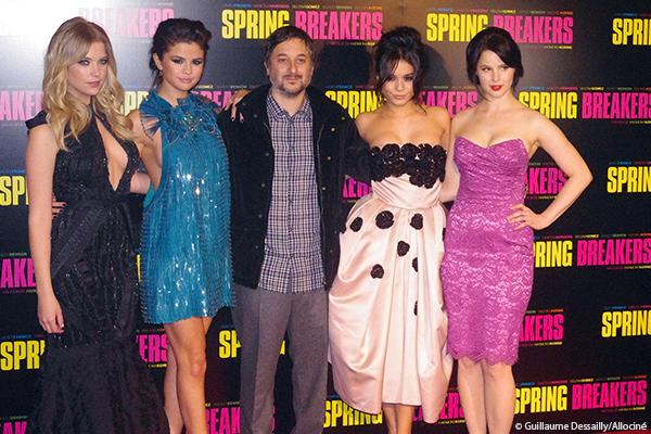 Spring Breakers - Garotas Perigosas : Vignette (magazine) Ashley Benson, Harmony Korine, Rachel Korine, Selena Gomez, Vanessa Hudgens