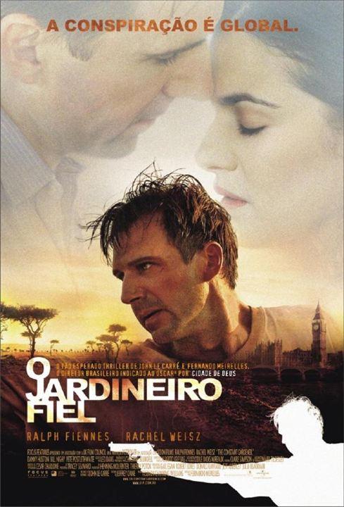 O Jardineiro Fiel : Poster