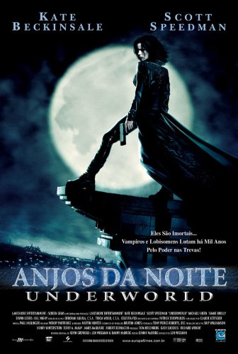 Anjos da Noite - Underworld : Poster