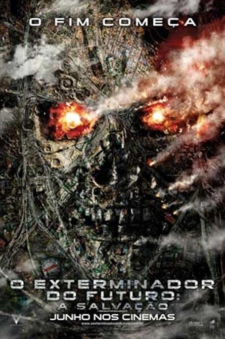 O Exterminador do Futuro - A Salvação : poster