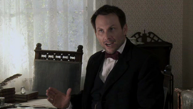 Bad Blood: The Hatfields and McCoys : Photo Christian Slater