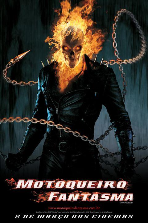 Motoqueiro Fantasma : Poster