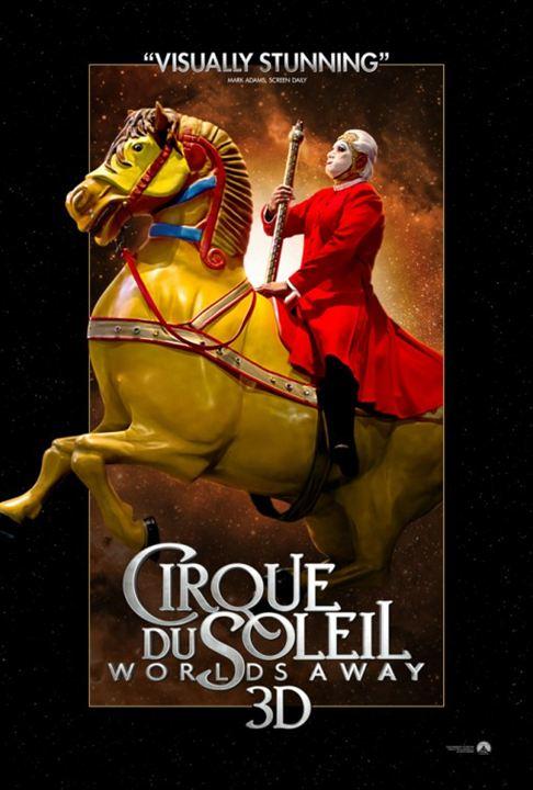 Cirque du Soleil: Outros Mundos : Poster