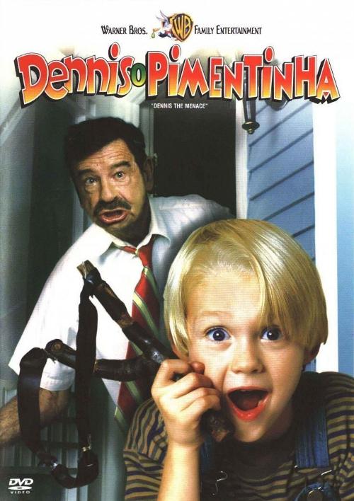 Dennis, o Pimentinha : Poster