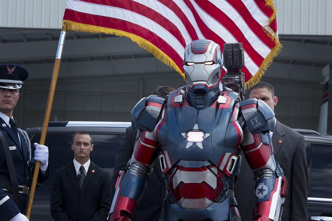 Homem de Ferro 3 : Foto Robert Downey Jr.