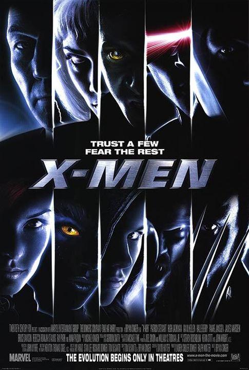 X-Men - O Filme : Poster