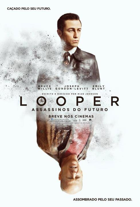 Looper - Assassinos do Futuro : poster
