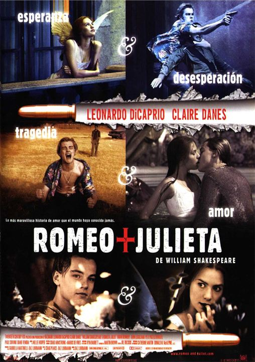 Romeu + Julieta : Poster