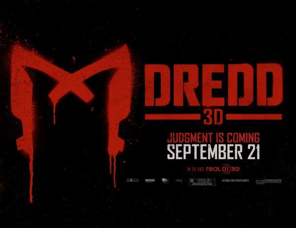 Dredd : Poster