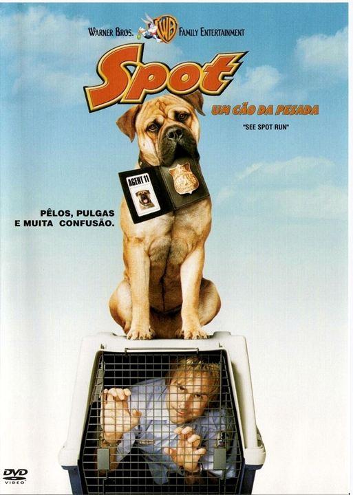 Spot - Um Cão da Pesada : poster