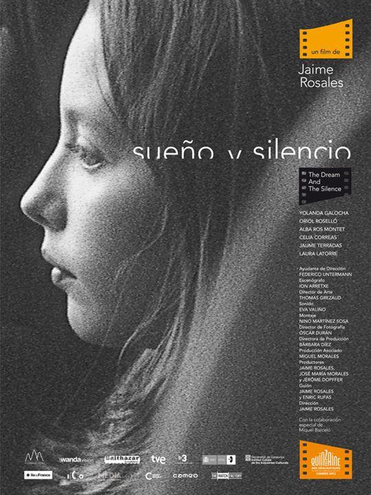 Sonho e Silêncio : Poster
