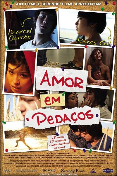 Amor em Pedaços : Poster