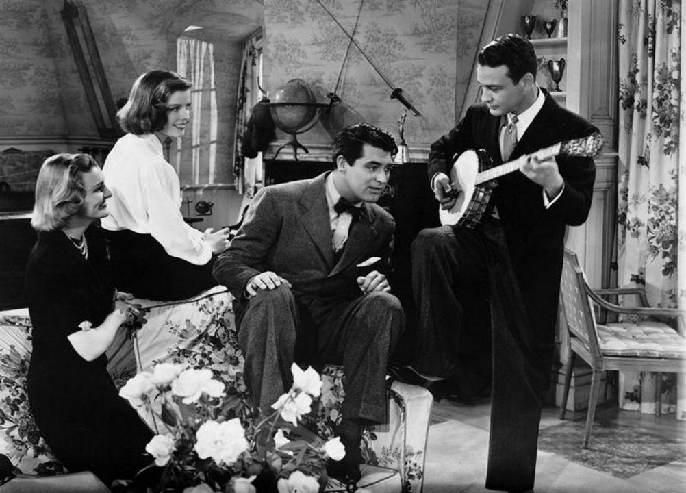 Boêmio Encantador : Foto Cary Grant, Katharine Hepburn, Lew Ayres