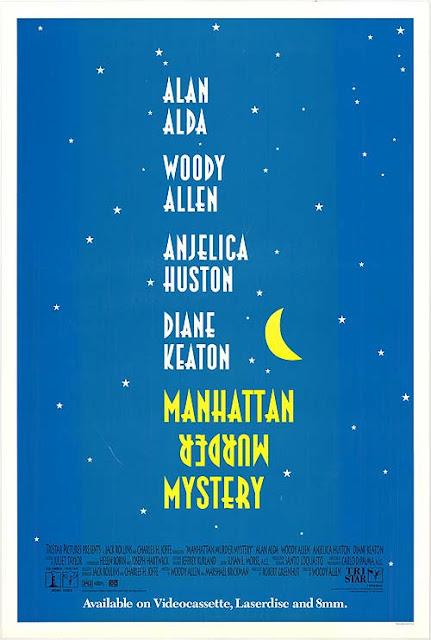 Um Misterioso Assassinato em Manhattan : poster