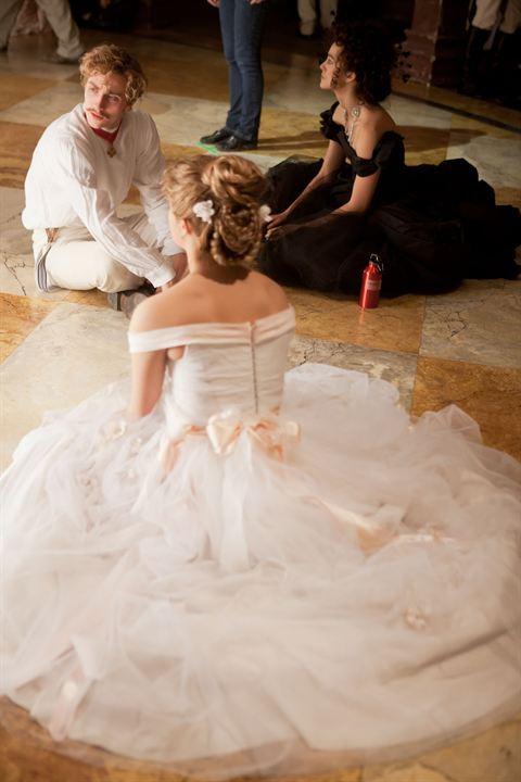Anna Karenina : Foto Aaron Taylor-Johnson, Alicia Vikander, Keira Knightley