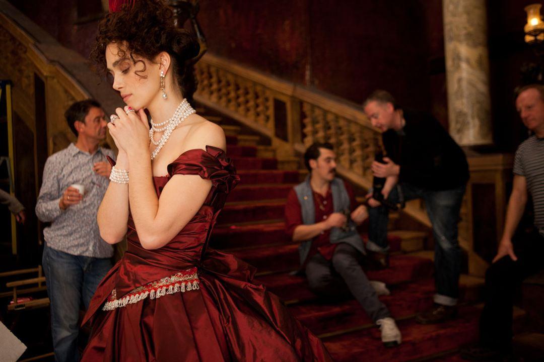 Anna Karenina : Foto Joe Wright, Keira Knightley