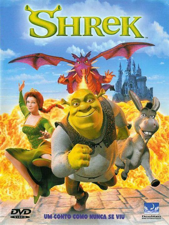 Shrek : Poster