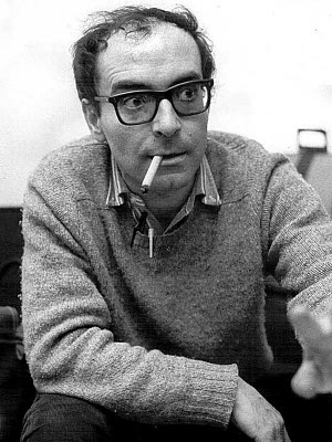Poster Jean-Luc Godard