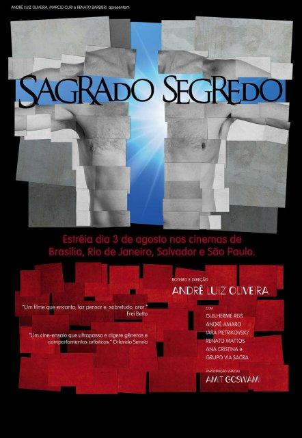 Sagrado Segredo : poster
