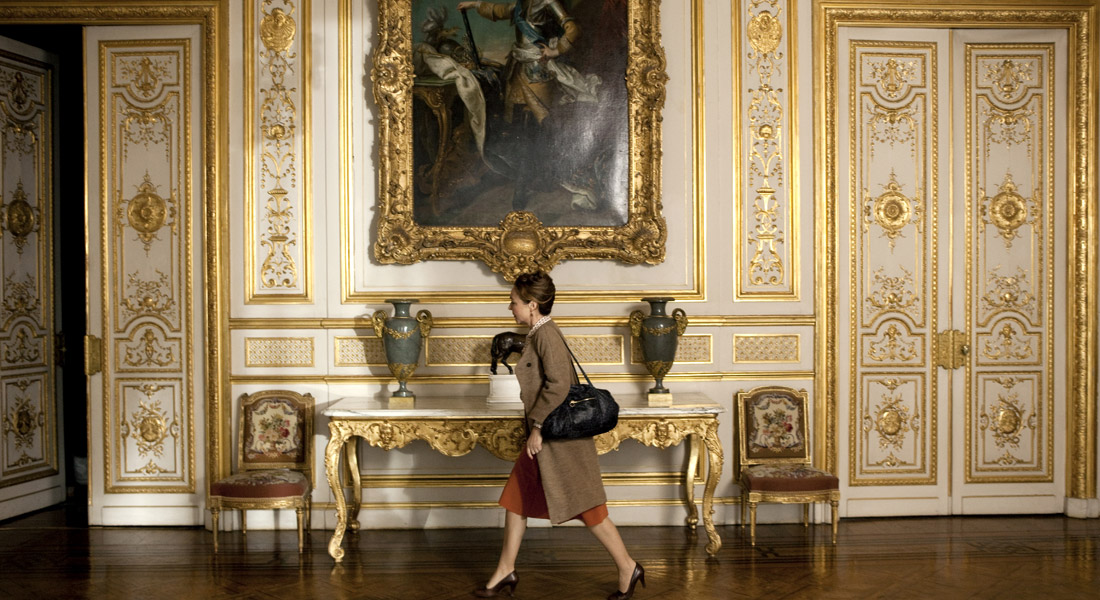 Os Sabores do Palácio : Foto Catherine Frot