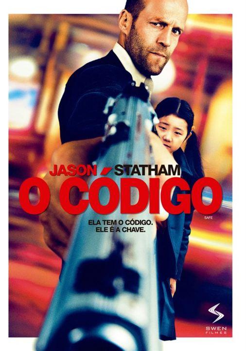 O Código : poster