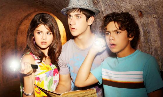 Os Feiticeiros de Waverly Place - O Filme : Foto David Henrie, Jake T. Austin, Selena Gomez