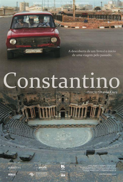 Constantino : Poster