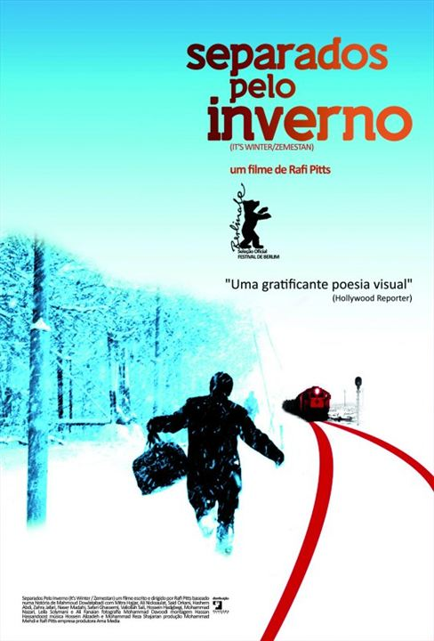 Separados pelo Inverno : Poster