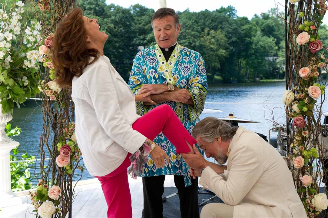 O Casamento do Ano : Foto Robert De Niro, Robin Williams, Susan Sarandon