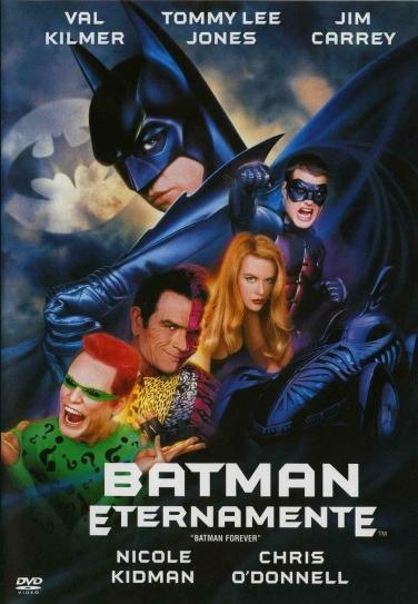 Batman Eternamente : Poster