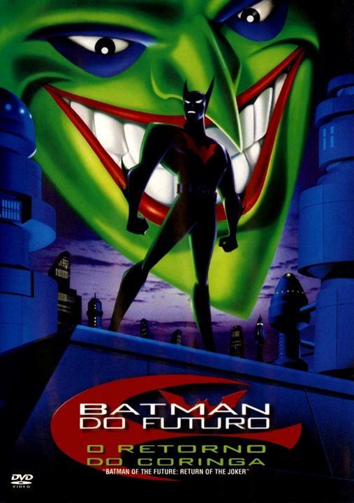 Batman do Futuro - O Retorno do Coringa : Poster