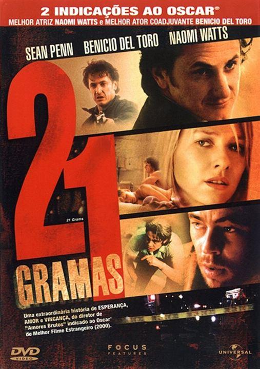 21 Gramas : Poster