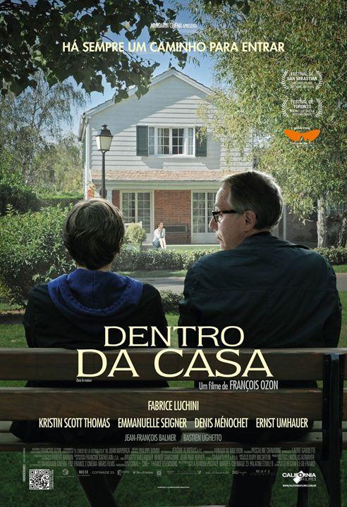 Dentro da Casa : Poster