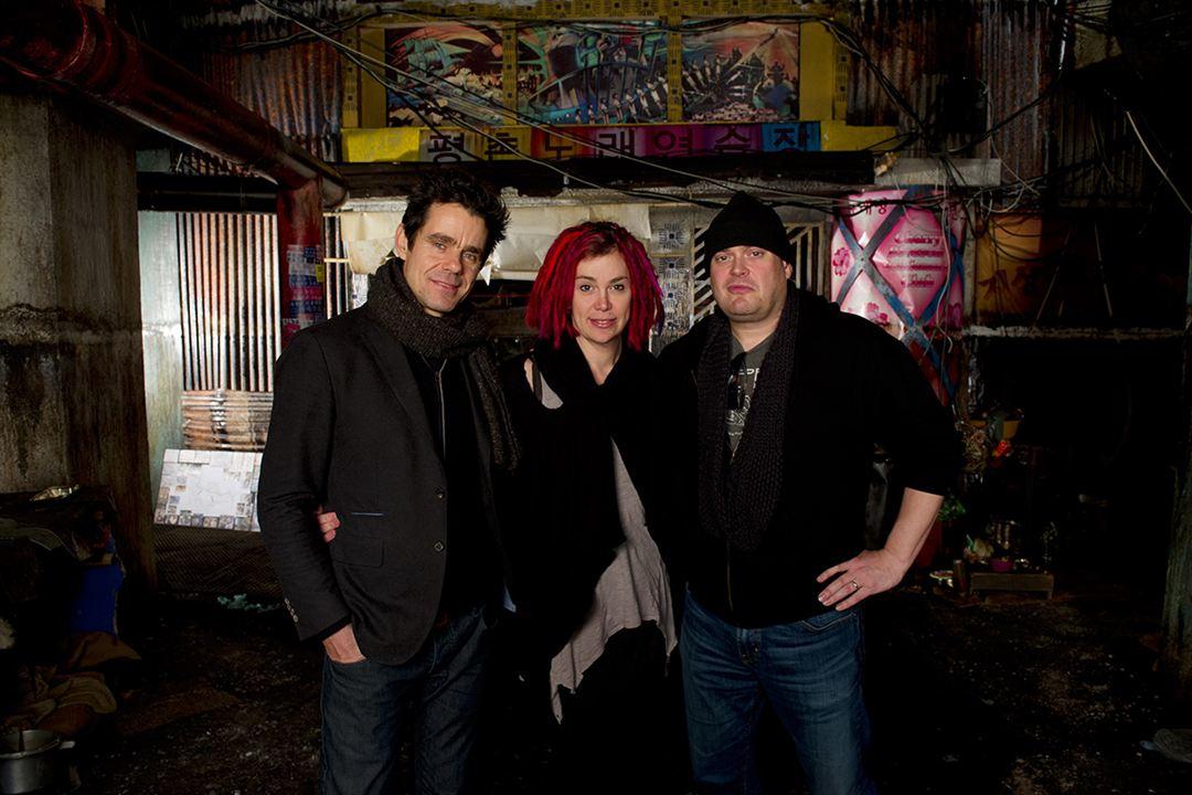 A Viagem : Foto Lana Wachowski, Lilly Wachowski, Tom Tykwer