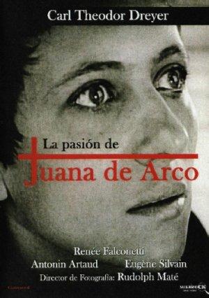 A Paixão de Joana D'Arc : Poster