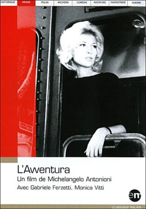 A Aventura : Poster