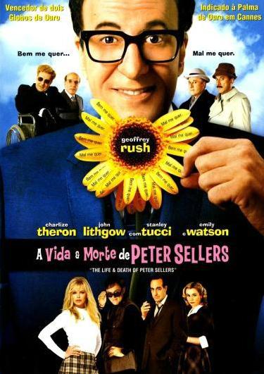 A Vida e Morte de Peter Sellers : Poster