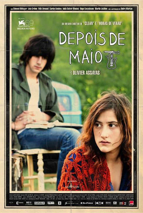 Depois de Maio : Poster