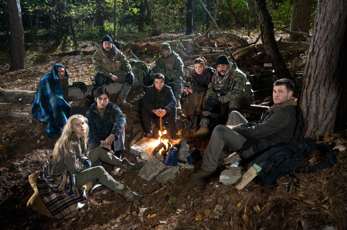 Amanhecer Violento : Foto Chris Hemsworth, Isabel Lucas, Josh Hutcherson, Josh Peck