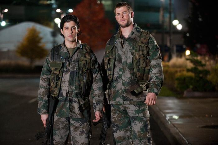Amanhecer Violento : Foto Chris Hemsworth, Josh Peck