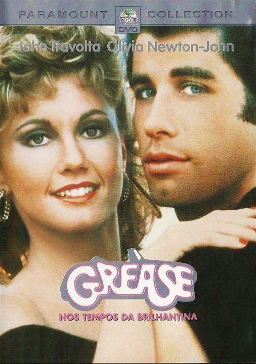 Grease - Nos Tempos da Brilhantina : Poster