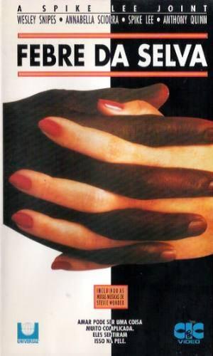 Febre da Selva : Poster