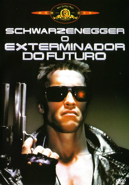 O Exterminador do Futuro : poster