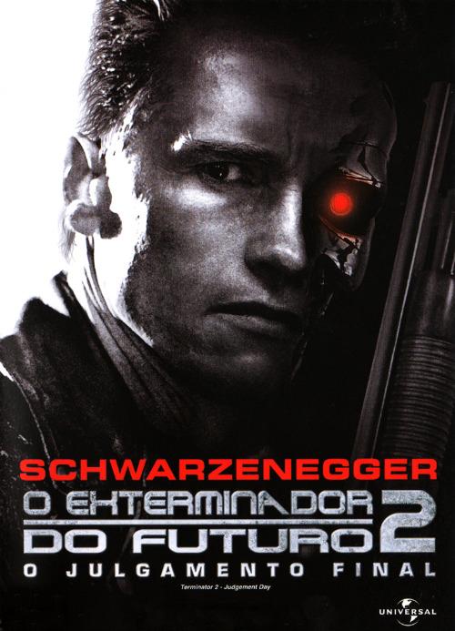 O Exterminador do Futuro 2 - O Julgamento Final : Poster